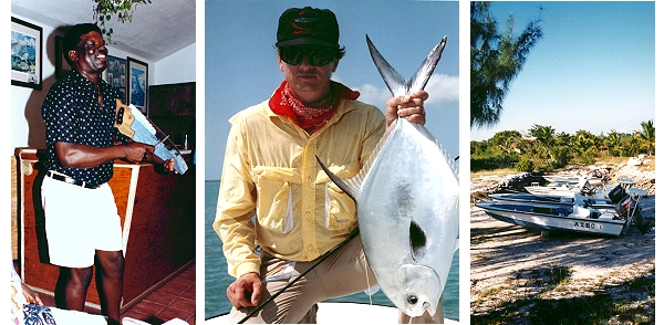 Andros Island Bonefish Club: Andros Island: Bahamas