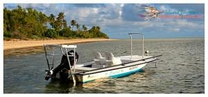 Bonefishing Bair Lodge Andros Island Bahamas