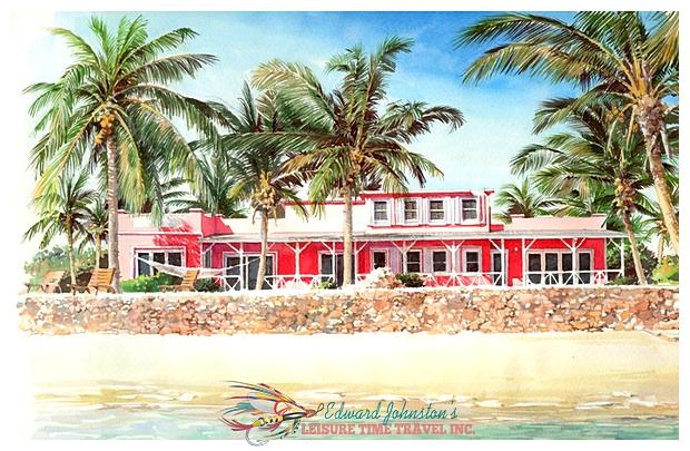 Bairs Lodge Andros Island Bahamas, Andros Island Bahamas