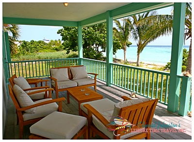Deep Water Cay - Drake House Lanai