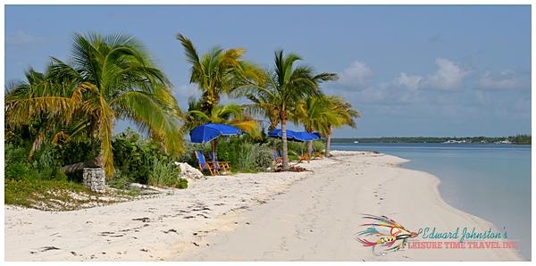 Deep Water Cay Club Bahamas : Beach near the lodge