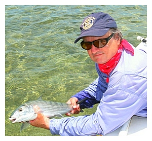 Grand Bahama Bonefishing : Edward Johnston