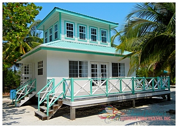 Long Caye Outpost Belize