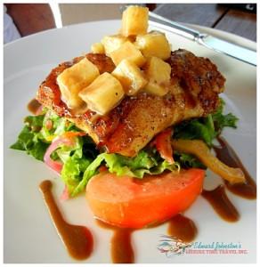 H2O Bonefishing : Sabor's Restaurant at Pelican Bay :