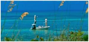 Fishing Grand Bahama Island at H2O Bonefishing