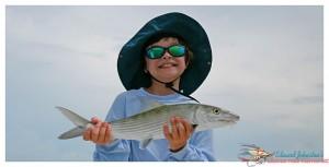 H2O Bonefishing : Another Happy Angler