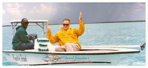 Andros Island Bonefish Club : Ted Williams