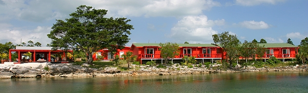 Abaco Lodge Bahamas : Leisure Time Travel, Inc. : Edward Johnston