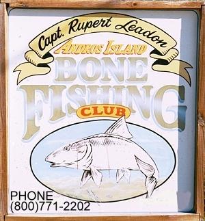Andros Isalnd Bonefish Club: Andros Island, Bahamas