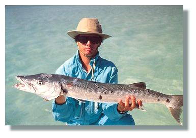 Copyright: Leisure Time Travel, Inc : Edward R. Johnston : No Right For Re-Use. Andros Island Bonefish Club Bahamas