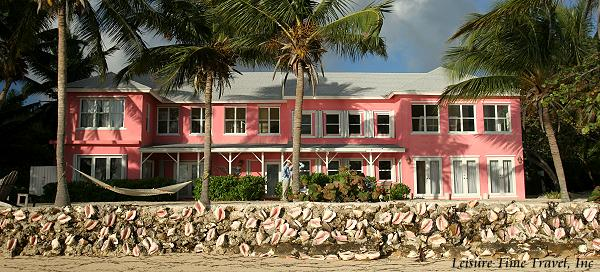 Copyright: Leisure Time Travel, Inc : Edward R. Johnston : No Right For Re-Use, Bairs Lodge, South Andros Island