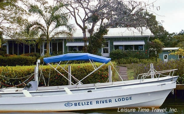 Belize River Lodge: Belize
