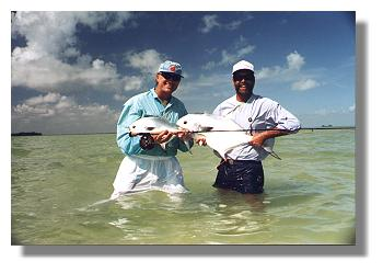 Ascension Bay World Record Permit Fishing