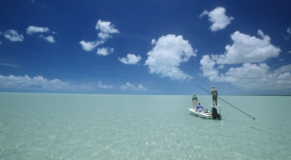 Fishing Flats of Deep Water Cay