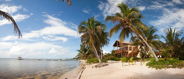 El Pescador Lodge: Belize