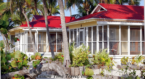 Copyright: Leisure Time Travel, Inc : Edward R. Johnston : No Right For Re-Use, Turneffe Island Resort