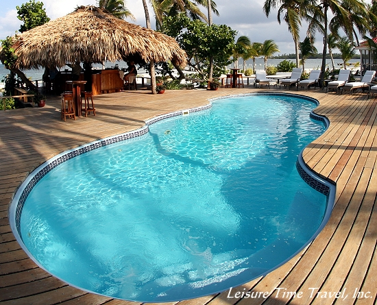 Turneffe Island Lodge Pool, Turneffe Island Resort Rates