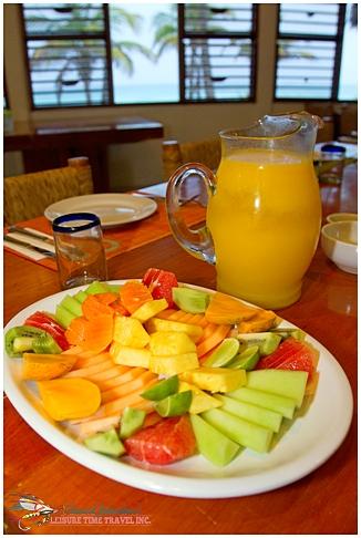 Breakfast at Playa Blanca Lodge , Playa Blanca Lodge Rates