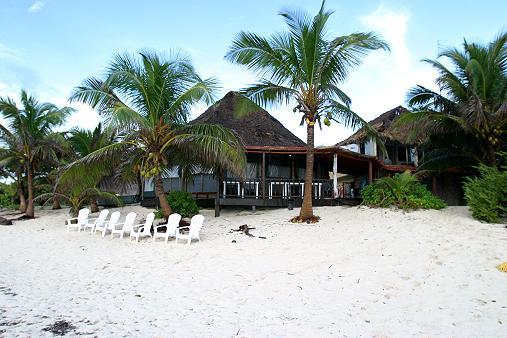 Pesca Maya Lodge: Ascension Bay : Mexico