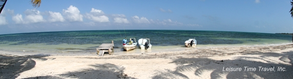 Grand Slam Fly Fishing Lodge : Ascension Bay Mexico