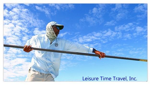 World Class Bonefishing on Great Abaco Island