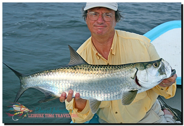 Isla del Sabalo Lodge, Tarpon Fishing in the Yucatan, Leisure Time Travel