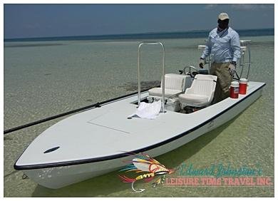 Deep Water Cay Club- Joseph Pinder , Fly Fishing Deep Water Cay