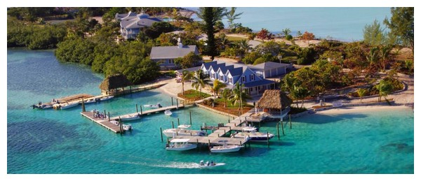 Luxury Lodging & Excellent Bonefishing at Deep Water Cay Club