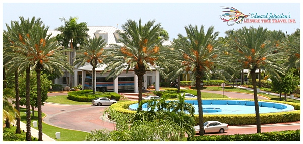 Your beachfront hotel accomodation while fishing with Grand Bahama Bonefishing