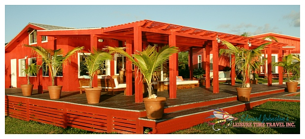 Main Lodge at Abaco Lodge : Great Abaco Island