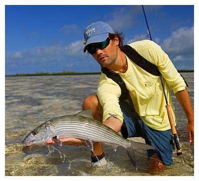 Abaco Lodge : Great Abaco Island Bahamas, Bonefishing Great Abaco Island
