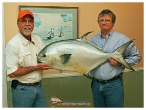 Dr. Rick Weisenburger giant permit
