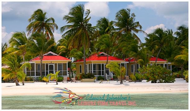 World class flats fishing on the Turneffe Atoll Belize