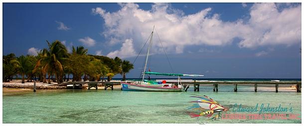 bonefishing Belize, Turneffe Island