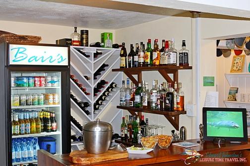Bairs Lodge Andros Island Bahamas, Bair's Lodge Rates