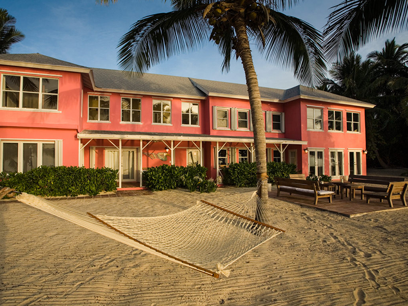 Bairs Lodge, Bahamas, Leisure Time Travel
