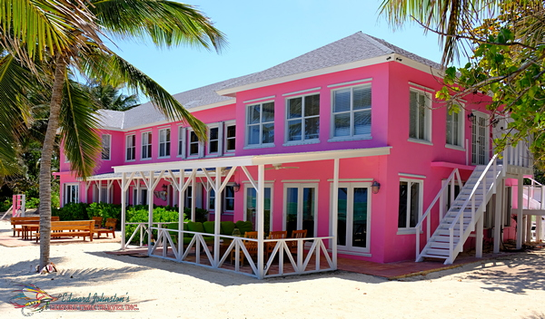 Bair's Lodge Bahamas ocean side