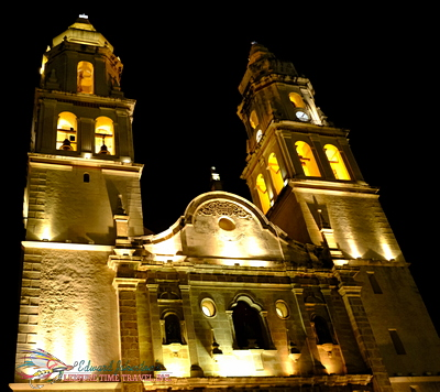 Fabulous Historic Church in Campeche Mexico
