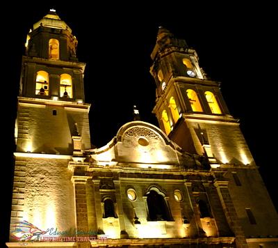 Fabulous Historic Church in Campeche Mexico