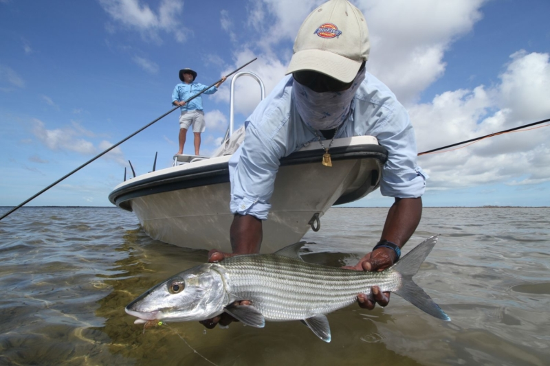 H2O Bonefishing Bahamas, Leisure Time Travel