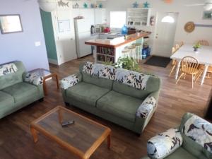 Kitchen- Mars Bay Bonefish Lodge